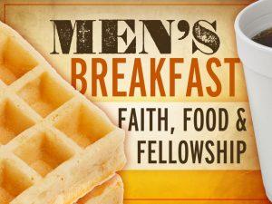 Men's Breakfast @ Home of Graham Limbrick