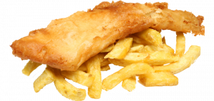 Fish & Chip Supper @ St Catherine's Church, The Leigh