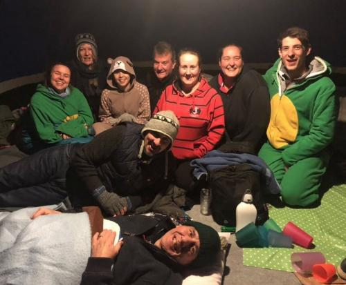 2017 advent sleepout challenge
