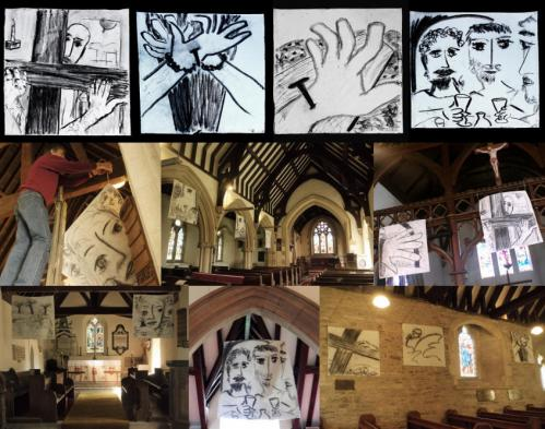 Holy Week Art Pilgrimage